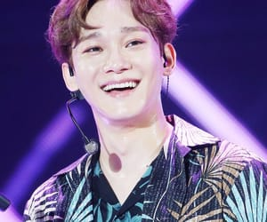 exo and Chen image