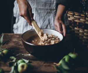 aesthetic, baking, and cake image