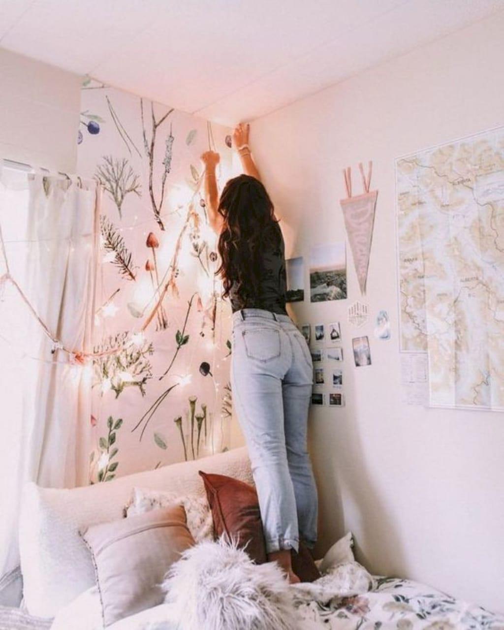 Dorm Room Decorating Ideas 5 on We Heart It
