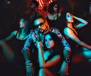 sean paul and becky g image