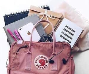 article, bags, and notebooks image
