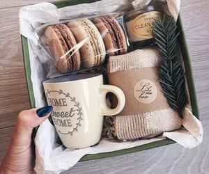 gift, cup, and box image