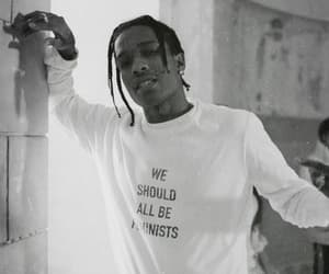 asap rocky, feminism, and boy image