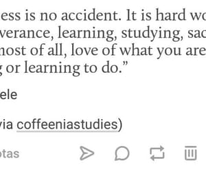 quote, school, and study image