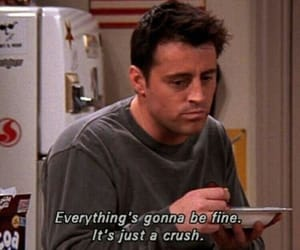 friends, quotes, and crush image