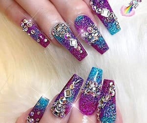 colores, colours, and nails image