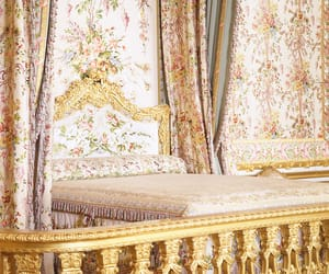 18th century, baroque, and bedroom image