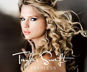album, change, and fearless image