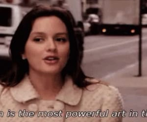 fashion, art, and gossip girl image