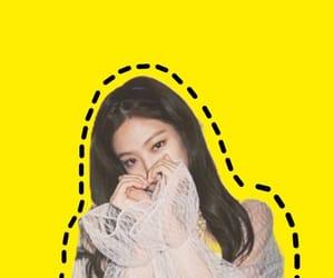 girl, kpop, and yellow image
