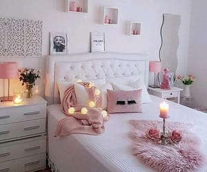 home, luxury, and pink image