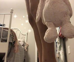 babyboy, pink, and stuffed animal image