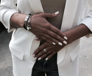 fashion, nails, and vogue image
