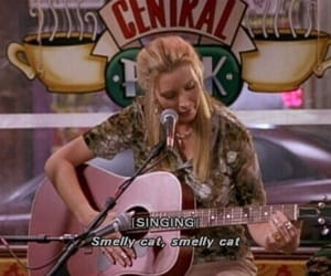friends, phoebe, and phoebe buffay image