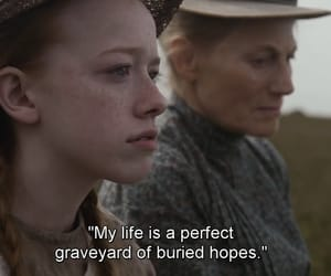 anne with an e, quotes, and tv show image