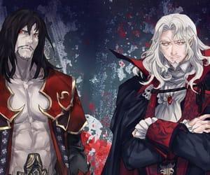 anime, castlevania, and netflix image