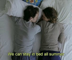 quotes, summer, and love image