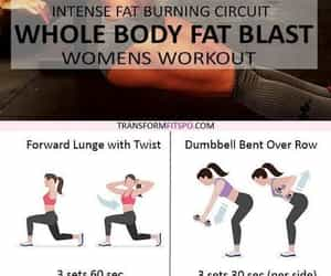 fat and workout image
