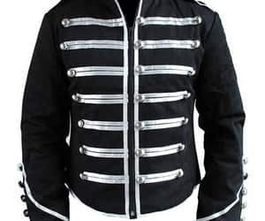 biker jacket, out look, and halloween clothing image