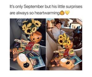 autumn, autumnal, and books image