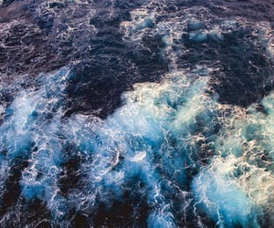 blue, sea, and travel image