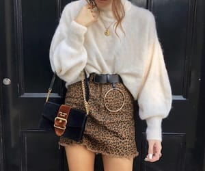 accessories, cozy, and skirt image