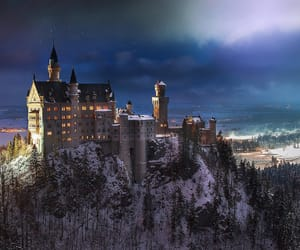 germany, Neuschwanstein Castle, and travel image