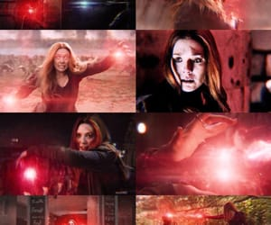 Marvel, mutant, and red image