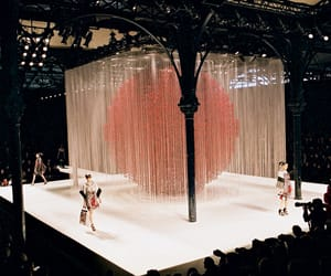 catwalk, runway, and style image
