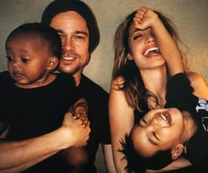 angelina, colors, and family image