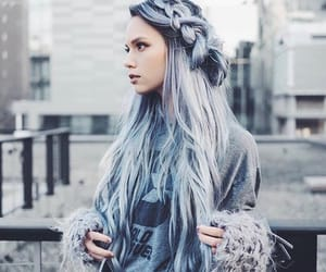 girl, grunge, and pretty image