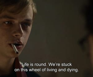 quotes, life, and kill your darlings image