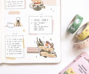 bujo, bullet journal, and journaling image