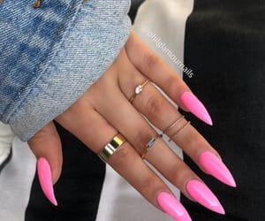 fashion, goals, and nails image