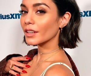 actress, brown hair, and dark hair image