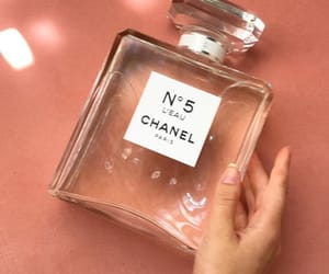 chanel no 5, chic, and elegance image