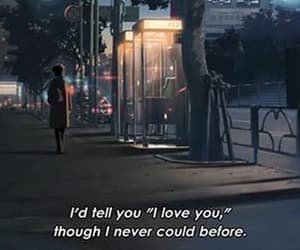 quotes, anime, and love image