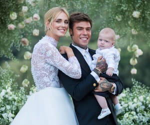 wedding, fedez, and family image