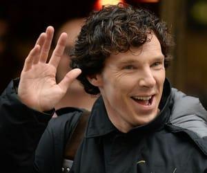 benedict cumberbatch, actor, and sherlock image