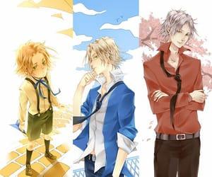 anime, gokudera hayato, and cool image