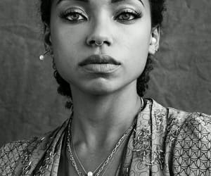 black girl, girls, and logan browning image