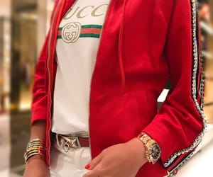 chic, gucci, and fashion image