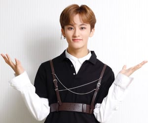 mark, nct, and kpop image