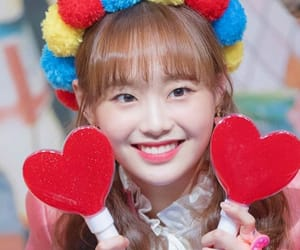 heart attack, smile, and chuu image