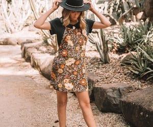 boheme, fashion, and boho chic image
