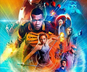 series, netflix, and legends of tomorrow image