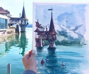 art, drawing, and beautiful image