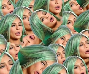 wallpaper, kylie jenner, and funny image