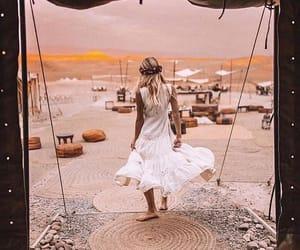 blogger, boheme, and fashion image