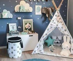 decor, kids, and room image